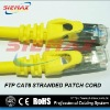 CAT 5E /CAT6 FTP PATCH CORD PASS CHANNEL TEST
