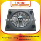 2012 hottest laptop cooling pad with one big fan
