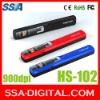 900dpi Portable Scanner Handy scanner Easyscan Magicscan