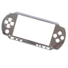 Faceplate chrome top cover for psp