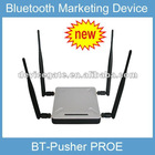 BLUETOOTH MARKETING Device PROE mobile advertising