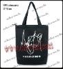 Michael Jackson bag rock punk bag shopping sack