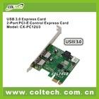 USB 3.0 pci express card