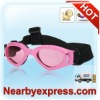 Fashion Pet Products Dog Sun Glasses 100% UV Protection Material Pink