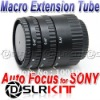 Auto Focus Macro Extension Tube for Sony AF Minolta MA