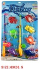 MQ80803 New design plastic toys fishing with magnetic