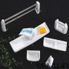6pcs chaozhou ceramic bathroom sets