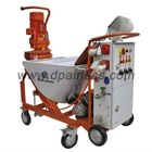 Cement Mortar Sprayer (Auto-Mixing)