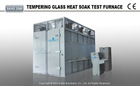 Tempered Glass Heat Soak Test Furnace