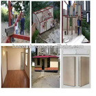 BV verified cheap steel structure modular house