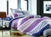 6 pieces bedding set, 100% cotton, reactive printing