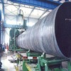large Diameter iron Spiral Welded Pipes for liquid transport