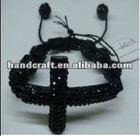 custom shamballa bracelet