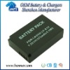Rechargeable li-ion battery LP-E12 for Canon EOS M Camera