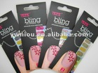 nail art patch foils wrap sticker