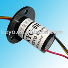 KYC0310 Slip Ring Rotary joint Electrical Connector Armature
