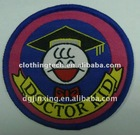 customer iron on girl embroidery patch