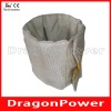 Heating cover for die mould heaters