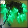 C9 holiday decoration UL led solar string light