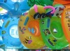 safe kids inflatable swimming ring/circle with baby seat