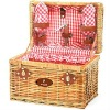 Traditional Promotional Picnic Basket Gift Set