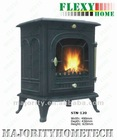 STN-120 Free Standing Cast Iron Stove