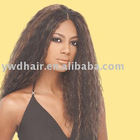 100%human hair remy full lace wig