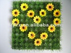 Hot Sale Artificial Boxwood Mat Artificial Plastic Grass Mat