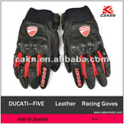 Leather Five-Ducati gloves