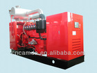 100KW Biogas/Natural Gas Genset