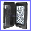 Black Case Cover For kindle Paper White with Holder