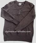 Plus Size Ladies' 55% Cotton 22% Acrylic 21% Polyester 2% Spandex Sweater 3500pcs-KF3529