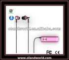 Stylish Wireless Bluetooth Earphone/earbuds for Iphone/ipad