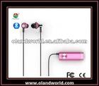 Stylish Wireless Bluetooth Earphone/earbuds for Iphone/ipad