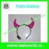 Hot selling party devil horn hat