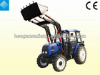 powered by farm tractor front end loader
