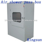 Pass box with air shower for Medical clean room