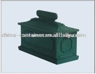 Plastic mail box
