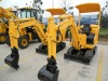 2012 New WY15 Mini Crawler excavator for hot sale