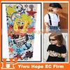 Temporary Ultra-thin Children Cartoon Nylon Mesh Sleeves