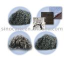 carbon fibre nonwoven mat