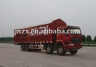 8x4 howo cargo truck