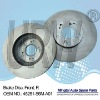 Brake Disc for HYUNDAI cars 445251-S6M-A01