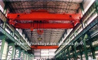 32/5-50/10t overhead crane with hook