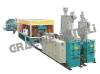 HDPE/PP DOUBLE-WALL CORRUGATED PIPE EXTRUSION LINE