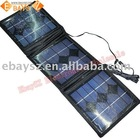 Portable & Durable 7.5W 18V 417mA Solar Panels Set with Output Connector