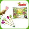 Fairy stick light toy candy