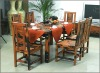 ship wood dining table
