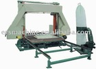 ERS-HH01 Automatic horizontal hard polyurethane foam sheet cutting machine
