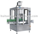 Rotary PLC controlled time gravity filling machinery